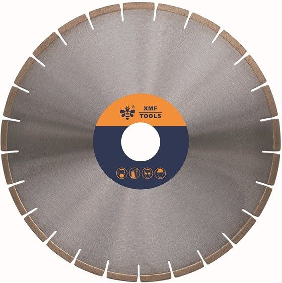 16 / 18 Inch  400mm Stone Cutting Saw Blades  Granite  Cutting Circular Stone