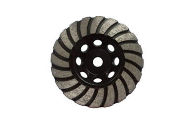 Precision 4.5'' Diamond Turbo Grinding Wheel With Aluminium Base for Marble